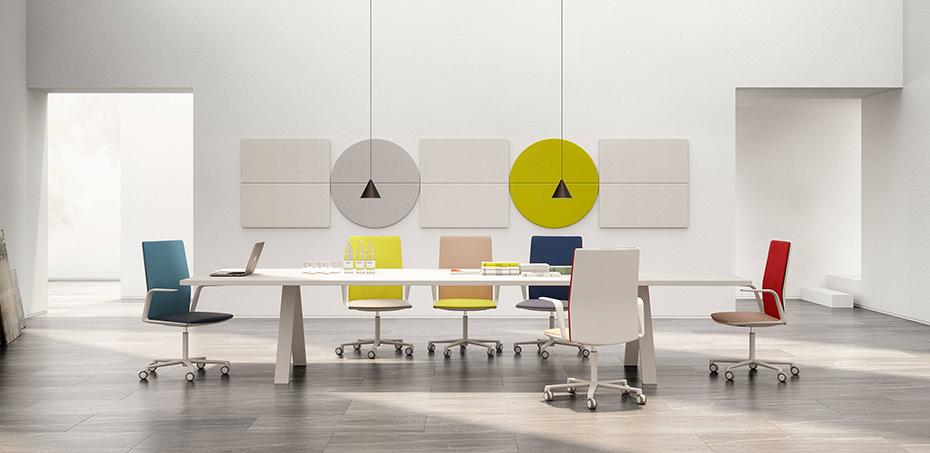 Scrivania di design per una scelta di stile for Piani di casa modulari con suite di lavoro