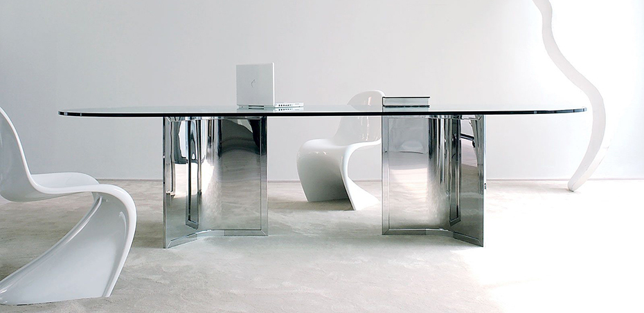 Scrivania di design per una scelta di stile - Tavolo con radice ...