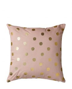 amazon-bloomingville-cuscino-a-pois-oro