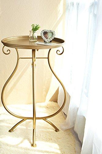 amazon-dipamkar-oro-vintage-shabby-chic-tavolo-in-metallo-tea-coffee-table-tavolino-tavolino-tavolo-da-giardino-oro-brunito