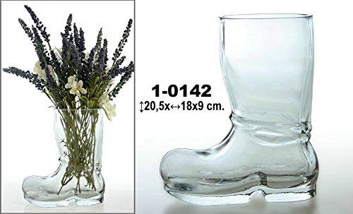amazon-donregaloweb-vaso-di-vetro-trasparente-con-forma-di-scarpa