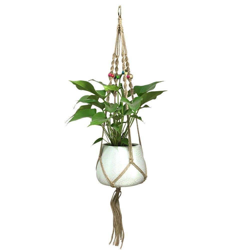 amazon-g2plus-macrame-con-4-gambe-per-piante-in-vaso-per-piante-in-stile-retro-con-perline-in-legno-grazioso-vaso-da-appendere-in-corda-di-juta-a-mano