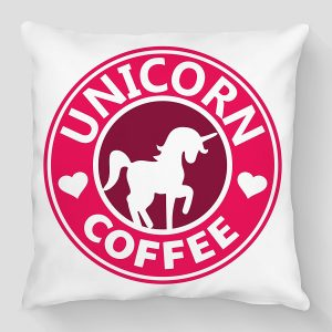 amazon-kanto-factory-cuscino-unicorn-coffee-stile-starbucks-versione-unicorno