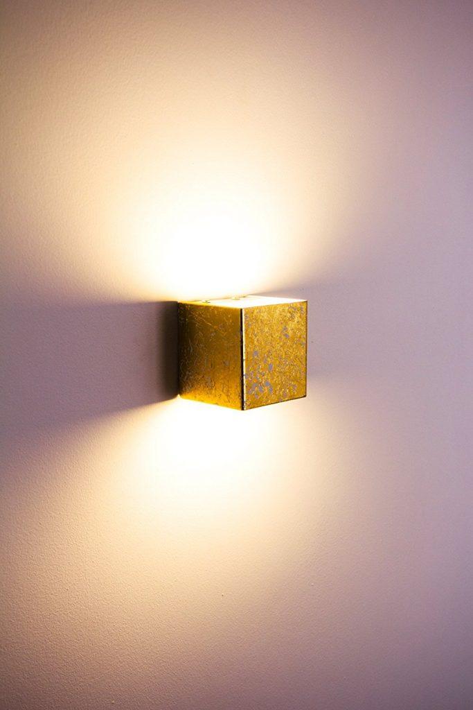 amazon-lampada-da-parete-a-led-olbia-oro-5-watt-350-lumens-3000-kelvin-di-hofstein