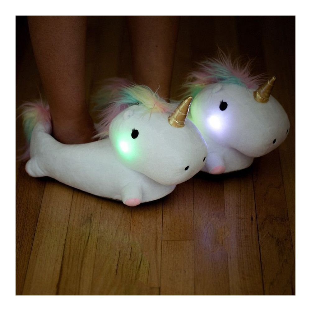 amazon-pantofole-unicorno-luminose2
