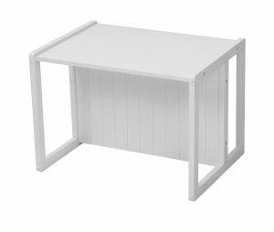 amazon-roba-3041-tavolo-e-panca-per-bambini-2-in-1-bianco