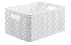 amazon-rotho-1115301100-cesta-country-effetto-rattan-in-plastica-pp-contenitore-di-design-formato-a4-capienza-ca-18-l-ca-36-8-x-27-8-x-19-1-cm-bianco
