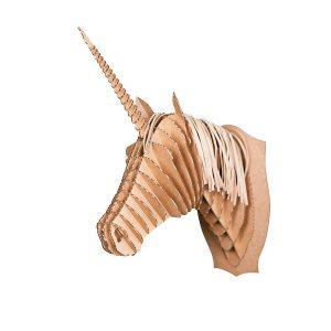 amazon-testa-di-unicorno-marrone-medie-dimensioni-corna-ramificate-trofei-di-caccia