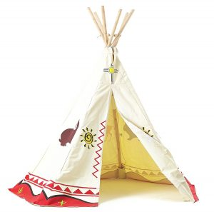 amazon-tepee