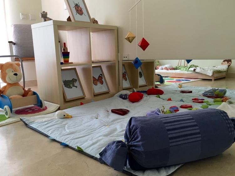 Cameretta in stile Montessori, la cameretta perfetta. - Architettura e ...