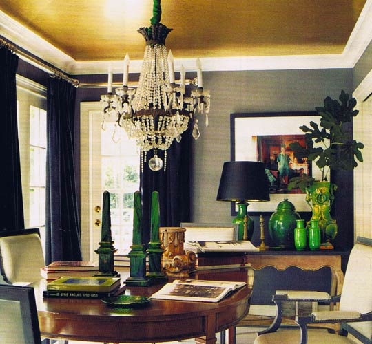 blue-gold-interior-decor-room-black-white-gold-and-emerald-green