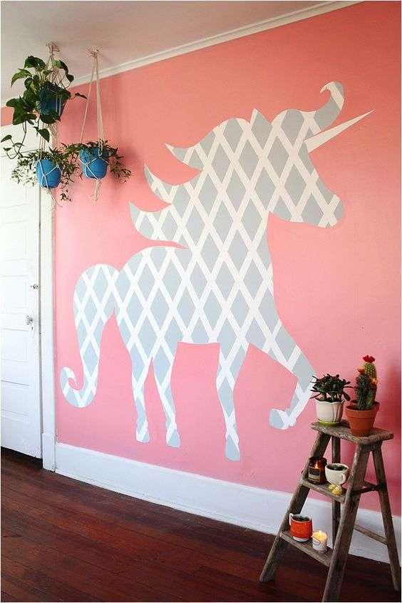 parete-adesivo-murale-unicorno