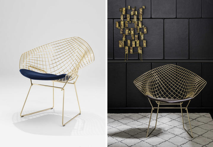 prima-sedia-ad-essere-realizzata-interamente-oin-metallo-bertoia-diamond-del-designer-harry-bertoia-risplende-nella-nuova-veste-aurea-presentata-da-knoll-per-il-50