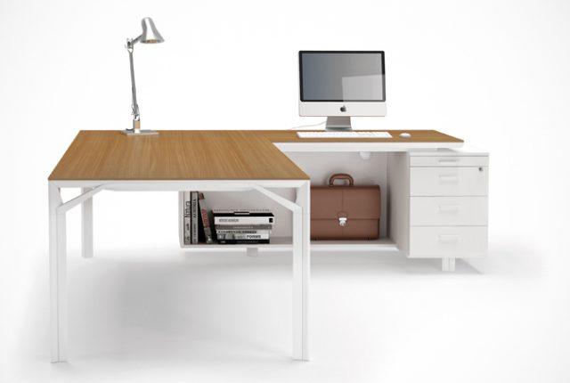 scrivania-direzionale-officity-x8-il-plus-del-prodotto-e-il-design-della-gamba-ispirato-alla-natura-partendo-dal-concetto-di-albero-e-ramificazione