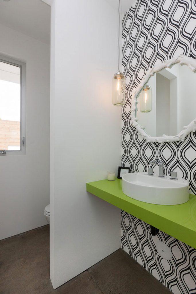 greenery bath