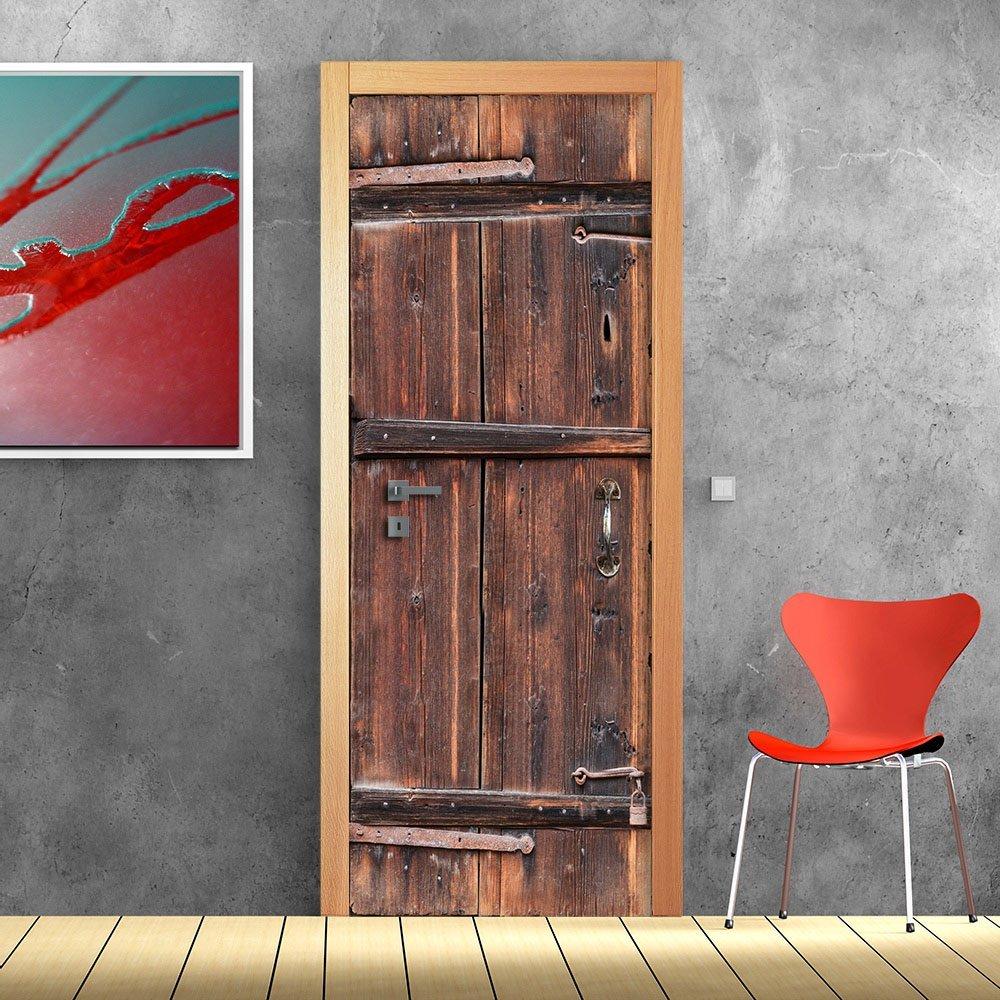 Come Sistemare Una Porta In Legno tante idee per recuperare le porte. - architettura e design
