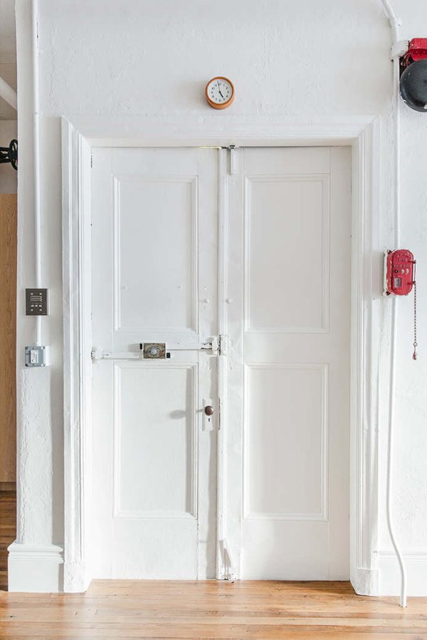 ridipingere porta