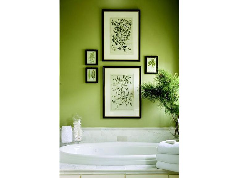 greenery bagno
