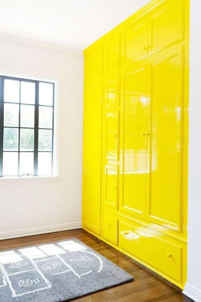 arredare con il giallo a pasqua