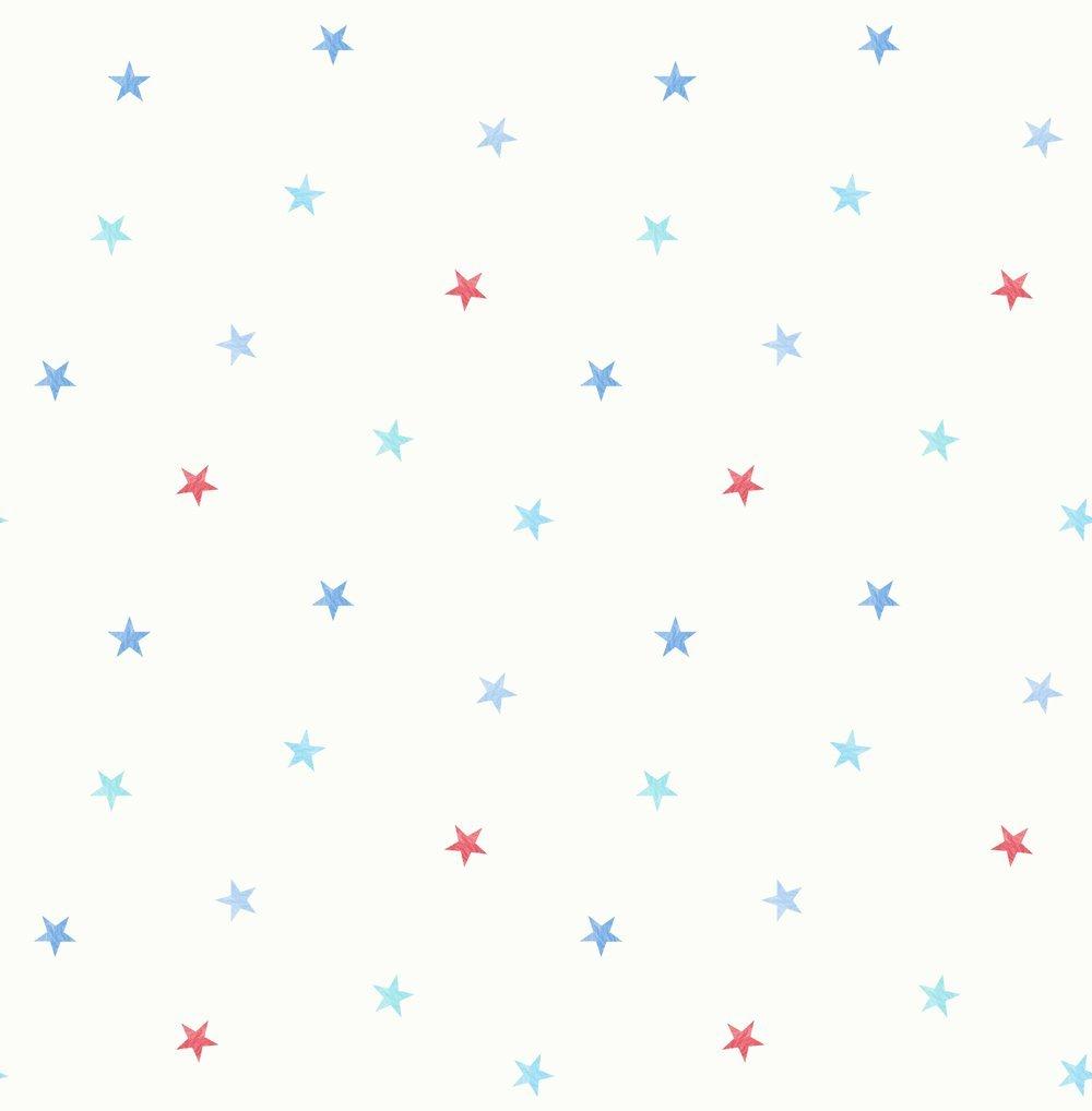 Un arredamento di design…spazziale! - image amazon-carta-da-parati-stelle-fine-decor on http://www.designedoo.it