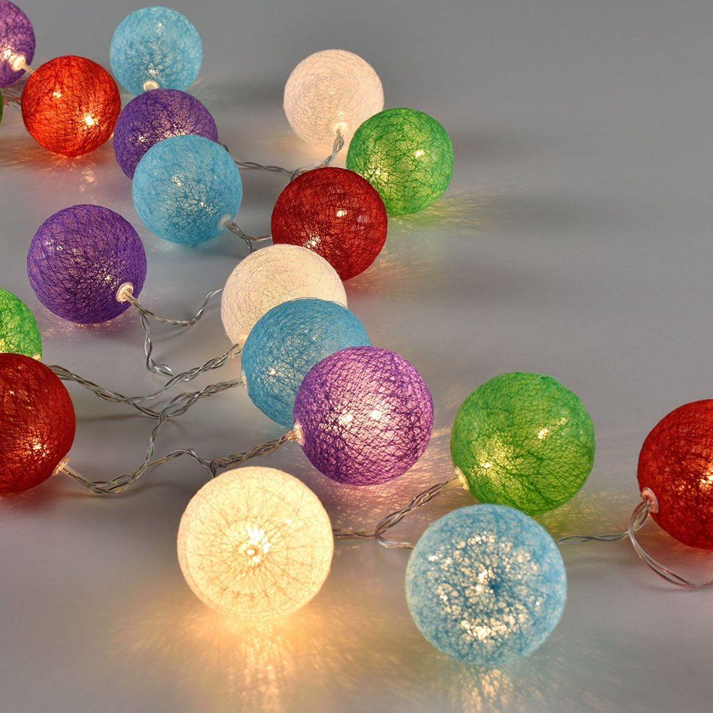 Fai da te ghirlande e festoni per tutte le occasioni - Ghirlande luminose per esterno ...