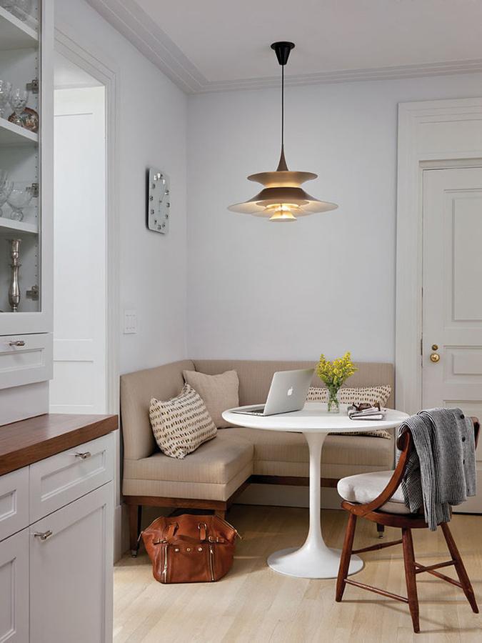 Come progettare la cucina con angolo pranzo in modo affascinante e ...