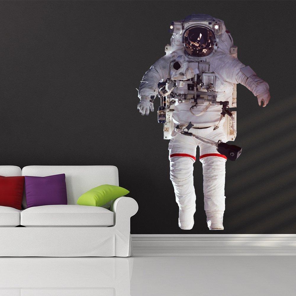 Un arredamento di design…spazziale! - image amazon-Astronauta-Wall-Sticker-Scienza-Spazio-Adesivo-bambini-Camera-Home-Decor-disponibile-in-8-taglie-Gigantesco-Digitale-1 on http://www.designedoo.it