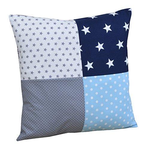 Un arredamento di design…spazziale! - image amazon-Cuscino-stelle-cotone-cuscino-decorativo on http://www.designedoo.it