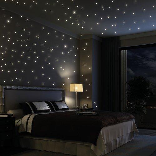 Un arredamento di design…spazziale! - image amazon-Wi-luminosi-stelle-luminose-e-punti-di-luce-pellicola-autoadesiva on http://www.designedoo.it