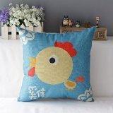 Un arredamento di design…spazziale! - image amazon-Zodiaco-cinese-pulcino-in-cotone-e-lino-federa-cuscino-cover on http://www.designedoo.it