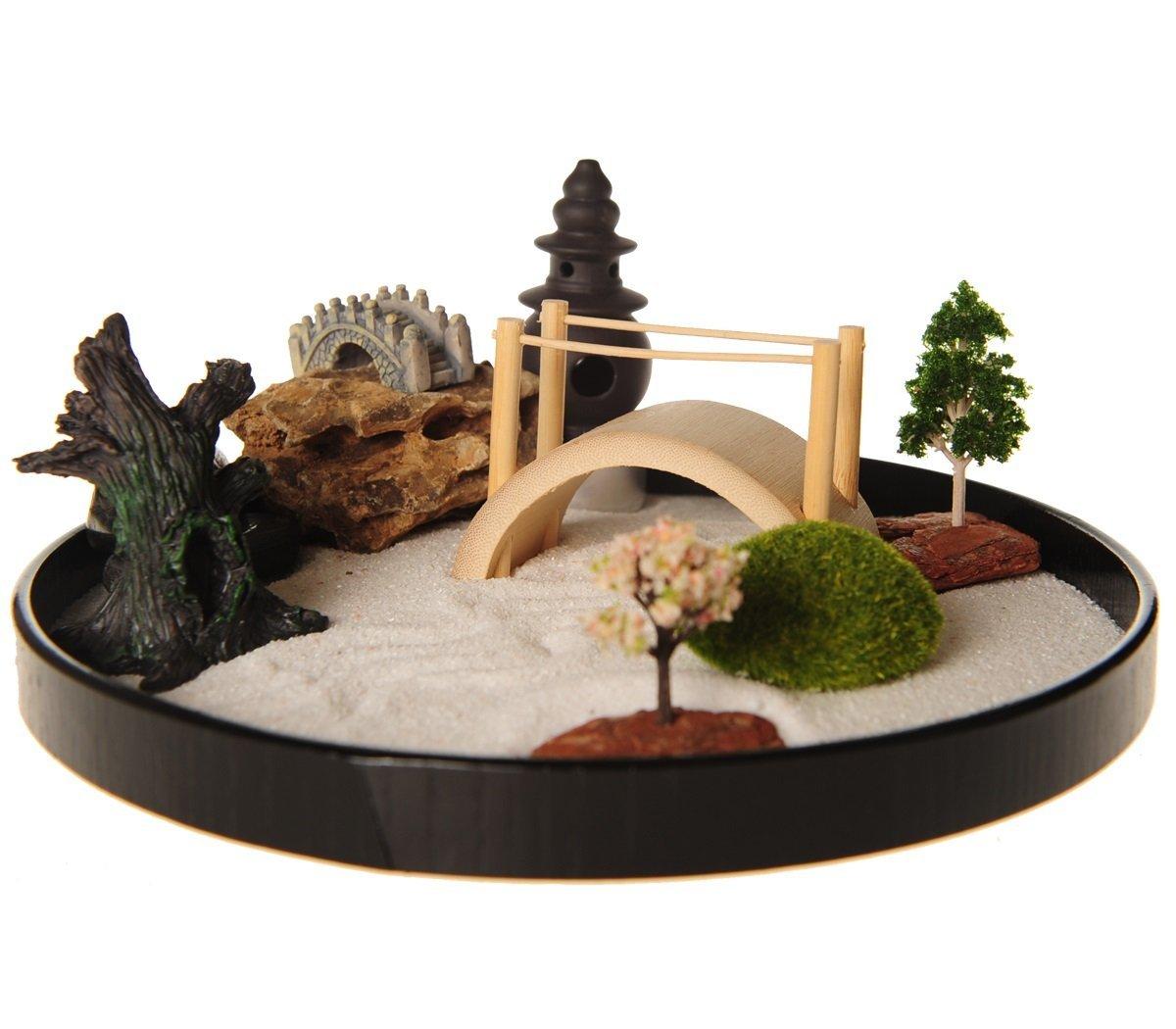 Fai Da Te Giardino Zen amazon icnbuys giardino zen set accessori e attrezzi vari