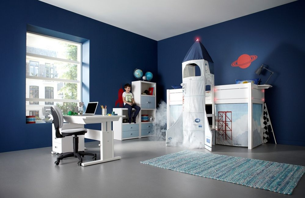 Un arredamento di design…spazziale! - image navicella-letto-bimbi-azienda-danese-1 on http://www.designedoo.it
