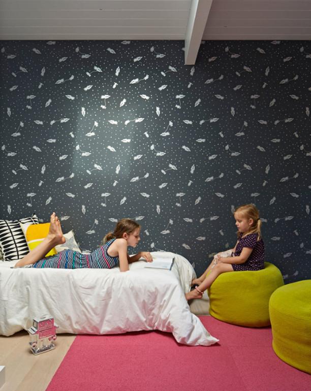 Un arredamento di design…spazziale! - image razzo-carta-da-parati-di-aimeewilder.com2_ on http://www.designedoo.it