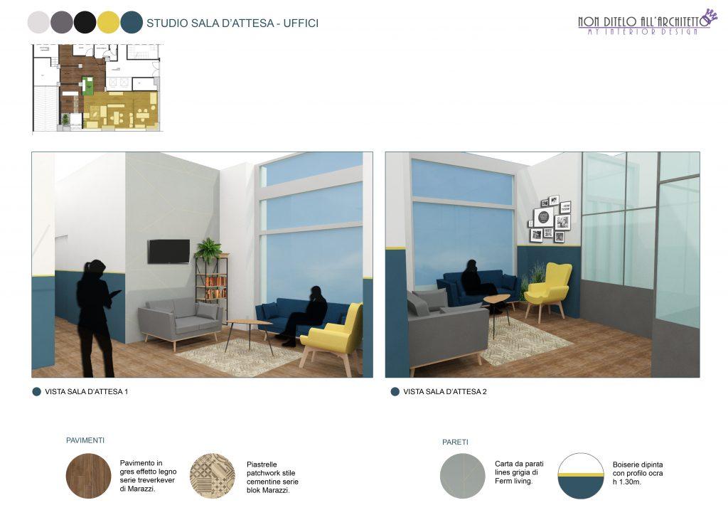 concept sala d'attesa