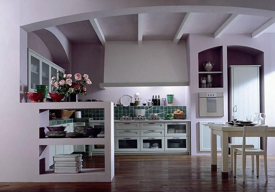 Cucina-Muratura-Moderna-12 - Architettura e design a Roma
