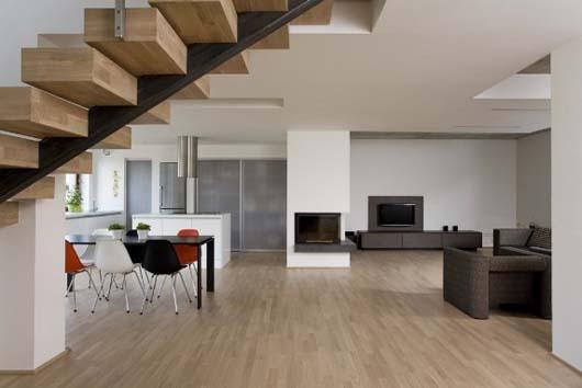 Arredare con la muratura ed il cartongesso per progetti su misura architettura e design a roma - Designer huis exterieur ...