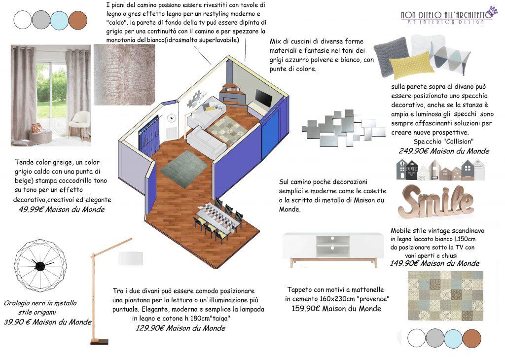 rinnovare un appartamento
