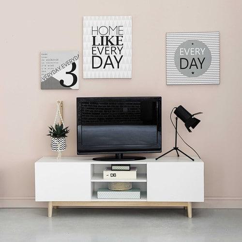 arredi porta-tv-vintage-bianco-in-legno-l-150-cm-artic-500-11-23 ...