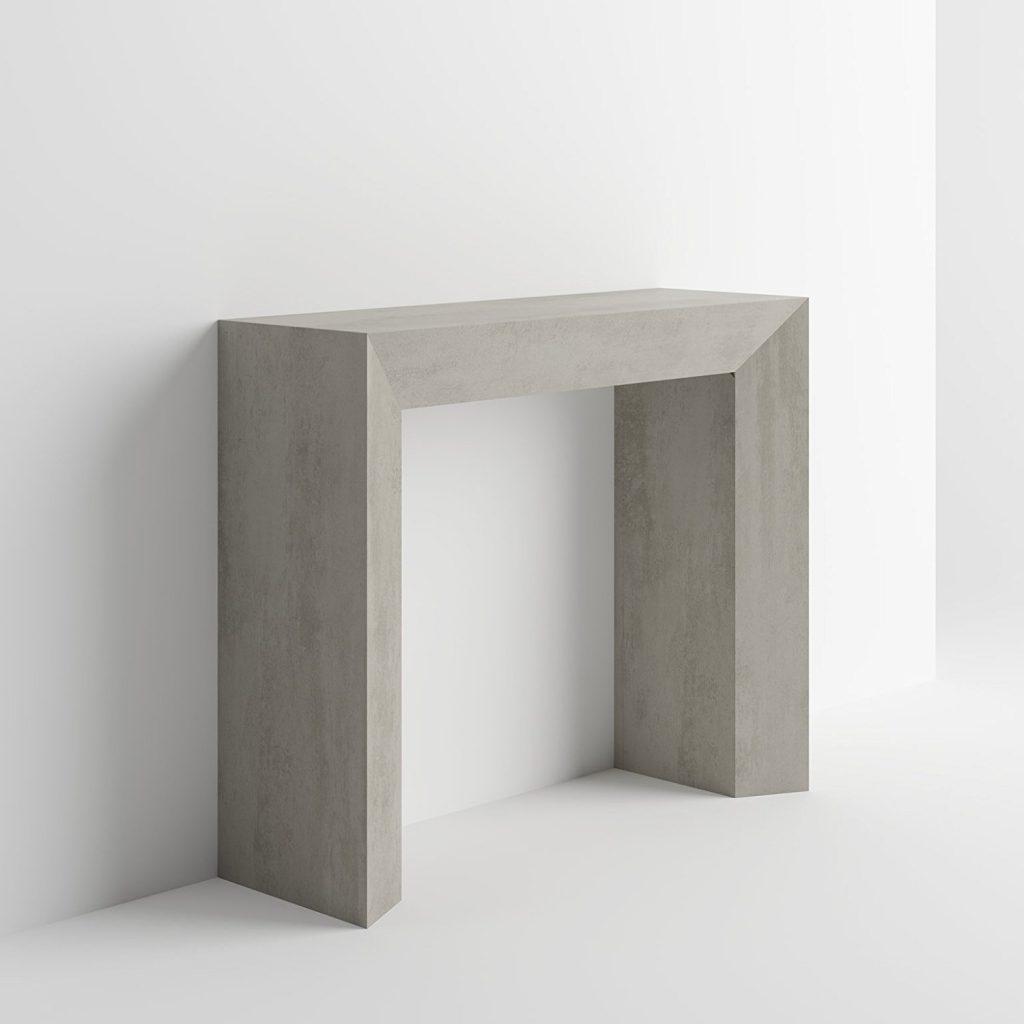 arredare con il cemento