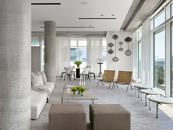 Pittura Effetto Cemento Grezzo : Muro effetto cemento. beautiful parati effetto cemento muro grigio