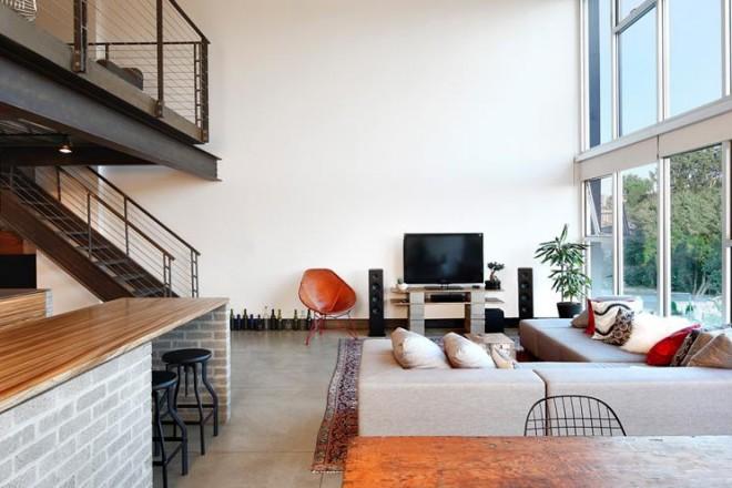 6 soluzioni per arredare un loft moderno architettura e for Corriere arredamento