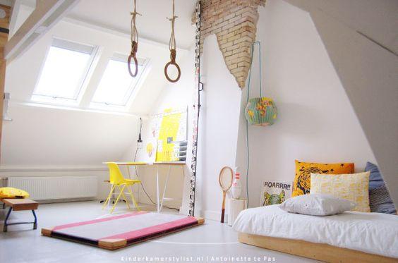 Palestra in casa per grandi e piccoli architettura e for Piano casa palestra