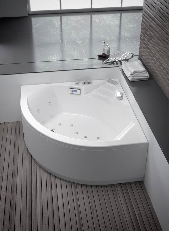 4 interpretazioni per il bagno dei tuoi sogni by Grandform - image blue140_gallery_01 on http://www.designedoo.it