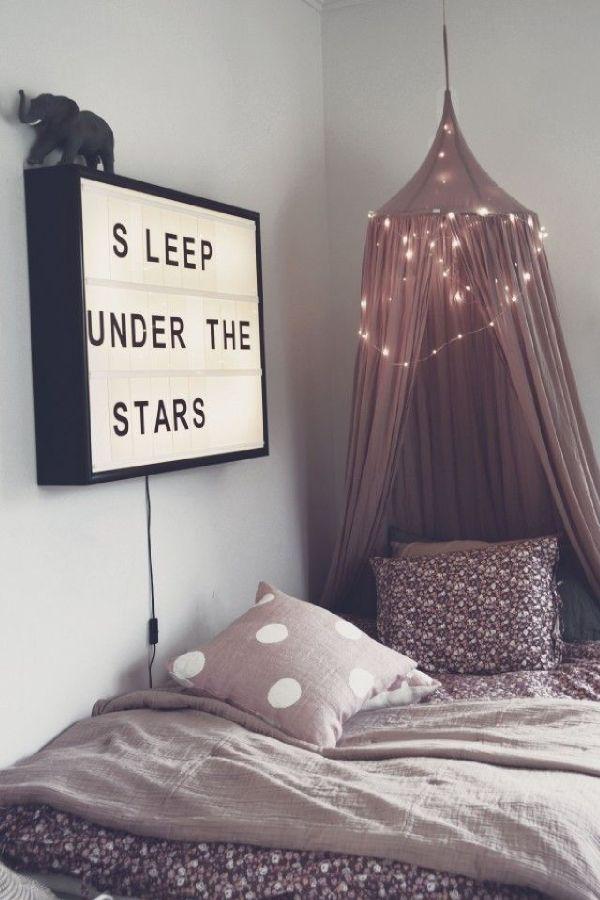 baldachini e ciel de lit