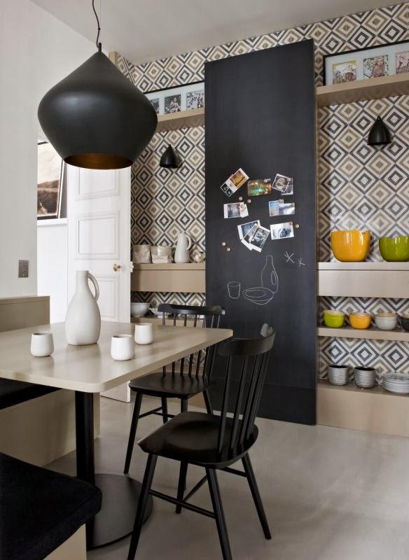 Il primo amore non si scorda mai: la vernice lavagna - Architettura ...