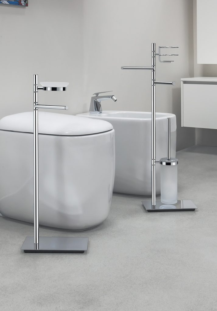 Pro Tare Un Bagno Di Design Grazie All Uso Di Accessori