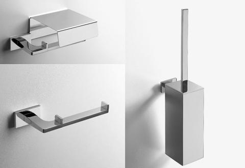 Accessori Da Bagno Di Design : Progettare un bagno di design grazie all uso di accessori
