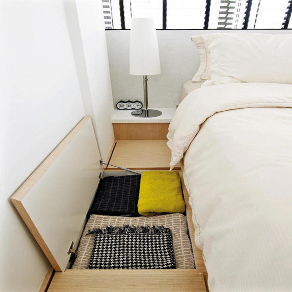 Idee Camere Da Letto Salvaspazio letto su pedana idee salvaspazio per la camera da letto