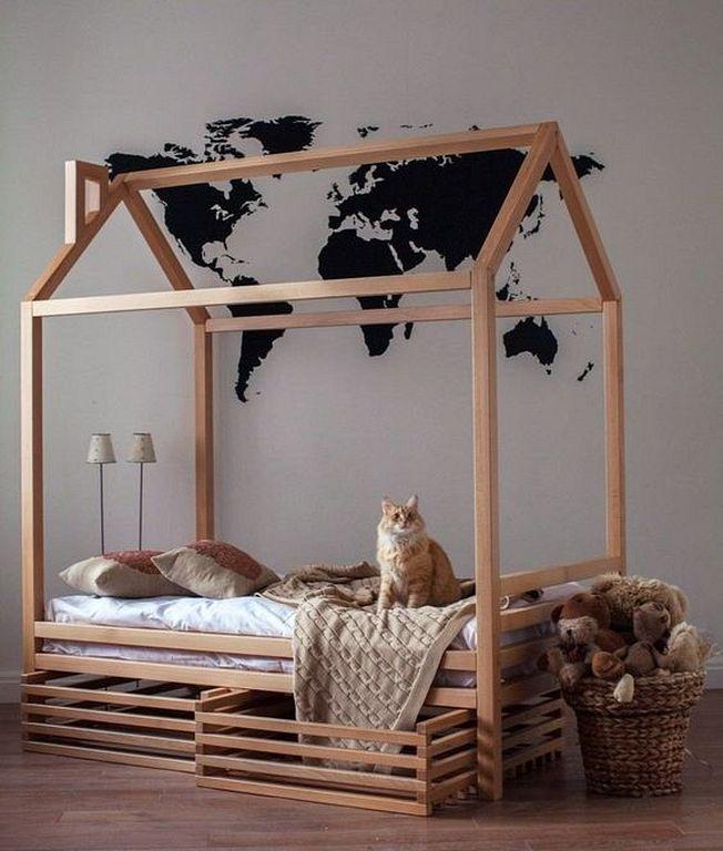 Stile nordico per i letti a casetta - image adulto-bed-26 on http://www.designedoo.it
