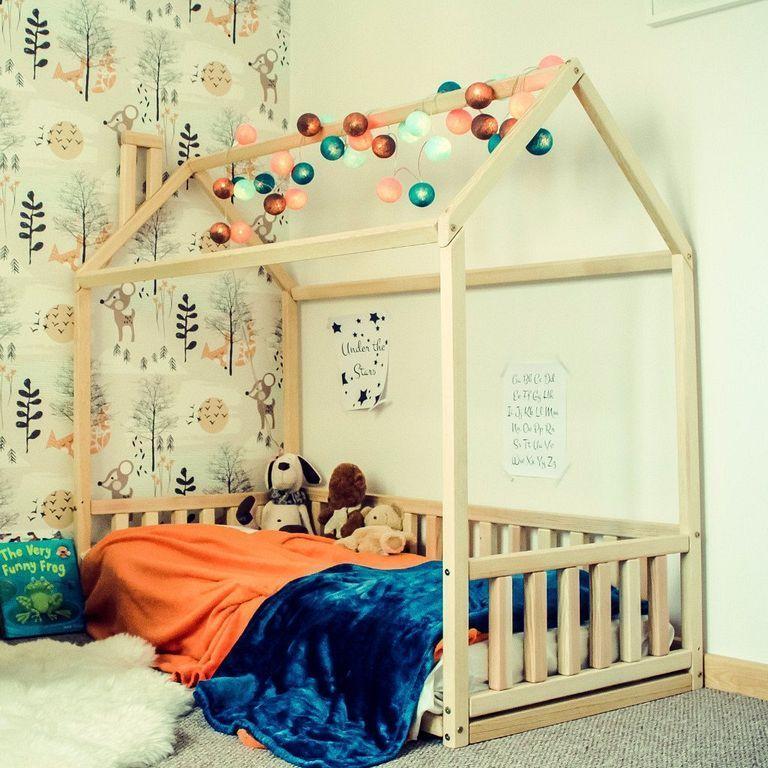 Stile nordico per i letti a casetta - image decorazioni-e-sponde-bed-34 on http://www.designedoo.it
